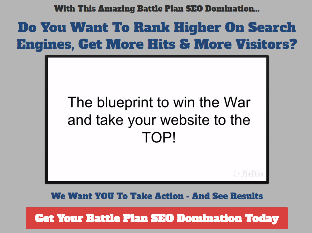 Battleplan seo domination coupon discount code 75 off promo code show coupon code malvernweather Images