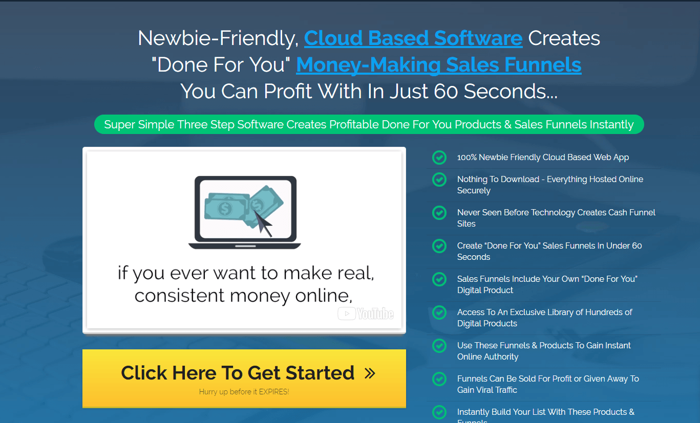 Instant funnel lab pro coupon discount code 32 off promo deal code show coupon code fandeluxe Choice Image