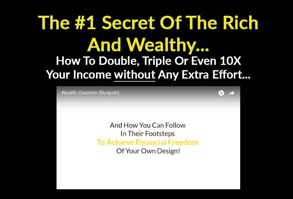 Wealth creation blueprint coupon discount code 25 off promo deal code show coupon code malvernweather Images